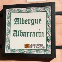 Albergue Albarracín, hotel in Albarracín