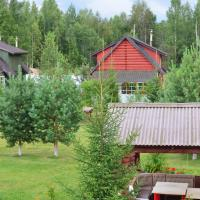 База отдыха Олений Рог, отель в городе Orekhovnya