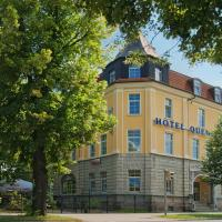 REGIOHOTEL Quedlinburger Hof Quedlinburg, hotel in Quedlinburg