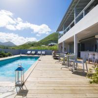 Villa Jwi Lavi Boutique Hotel, hotel in Saint Martin