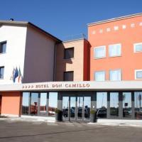 HOTEL DON CAMILLO, hotel in Brescello