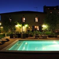 Au Mas du Soleil, hotel in Senouillac
