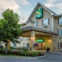 Quality Inn Airport Dieppe, hotel em Moncton