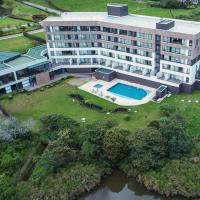 Hotel Lagoon, hotel in Rionegro
