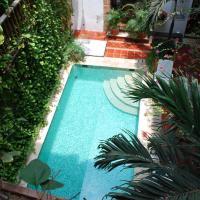 Hotel Don Pedro De Heredia, hotel en Cartagena de Indias