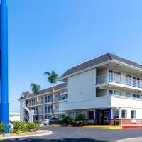 Motel 6-Anaheim, CA - Fullerton East