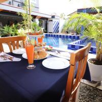Holland Lodge Paramaribo, hotell i Paramaribo