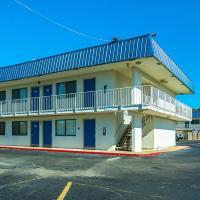 Motel 6-Russellville, AR