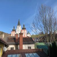 Ferienwohnung Mariazell - Basilikablick