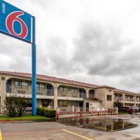 Motel 6-San Antonio, TX - Splashtown
