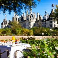Relais de Chambord - Small Luxury Hotels of the World, hôtel à Chambord