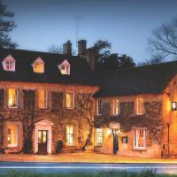The Inn at Fossebridge, hotel in Chedworth