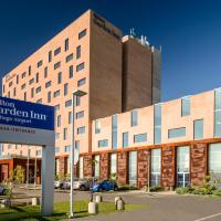 Hilton Garden Inn Santiago Airport, hotel perto de Aeroporto Internaiconal de Santiago - Arturo Merino Benitez - SCL, Santiago