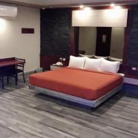 Hotel Plaza Arteaga, отель в городе Монтеррей