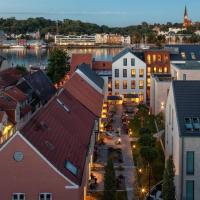 Hotel Hafen Flensburg, hotell i Flensburg