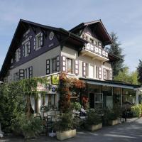 HOTEL LES MARRONNIERS, hotel in Thonon-les-Bains