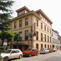 Hotel Restaurante El Manquin, hotel in Villaviciosa