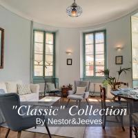 "Nestor&Jeeves - ""L'Artiste Rotonde"" - Central - By sea"