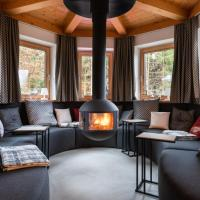 Designferienhaus Luxus Bergchalet XXL