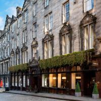 Fraser Suites Edinburgh, hotel a Edimburg