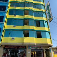 Hotel Rosmarg, hotel em Atacames