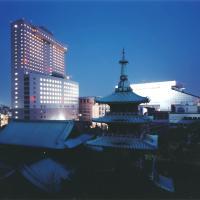 Dai-ichi Hotel Ryogoku, hotel sa Tokyo