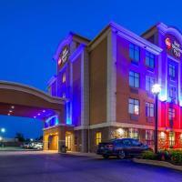 Best Western Plus Barrie, отель в городе Барри