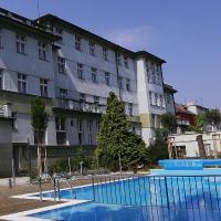 Wellness Hotel Central, hotel a Klatovy