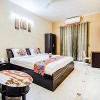 FabHotel Lunkad Heritage Viman Nagar, hotel near Pune International Airport - PNQ, Pune