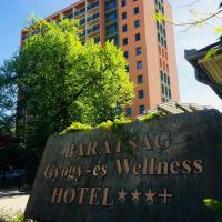Barátság Spa & Wellness Hotel, отель в Хайдусобосло