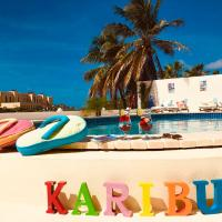 Karibu Aruba Boutique Hotel, hotel em Palm-Eagle Beach