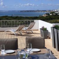 OCEAN TERRACES VILA GAIVOTA J, hotel en Ferragudo