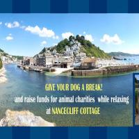 dog friendly nancecliff cottages
