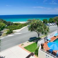 La Mer Sunshine Beachfront, hotel in Sunshine Beach