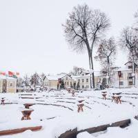 Пушкарская Слобода, отель в Суздале