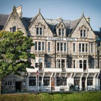 Columba Hotel Inverness by Compass Hospitality, hotel in Inverness