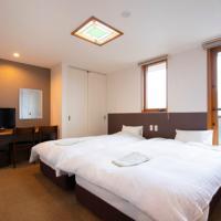 Wright Style, hotel in Naoshima