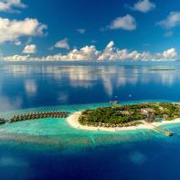 Kudafushi Resort & Spa, hôtel à Raa Atoll