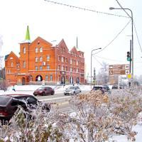 Apartments on Gagarina 128, отель в Ханты-Мансийске