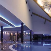 Hotel Oskar Business & Spa, отель в Пулавах