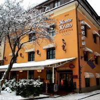 Boutique Hotel Monte Kristo, отель в Риге