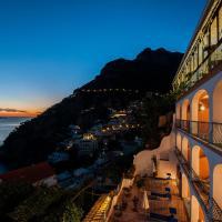 Hotel Il Gabbiano, hotel in Positano