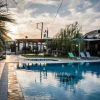 Dimitris Villa Hotel, hotel in Matala