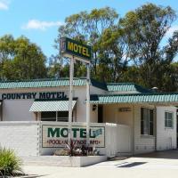 Glenrowan Kelly Country Motel, hotel em Glenrowan