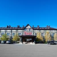 Rodina Hotel, hotel in Mayakovskogo