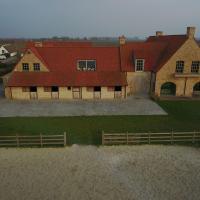 House Zoute Stables 125sqm in 5 Ha property near seaside in Knokke