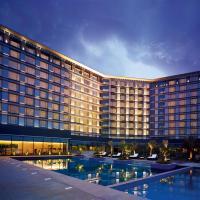 Taj Yeshwantpur Bengaluru, отель в Бангалоре