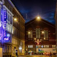 City Hotel Nebo, отель в Копенгагене