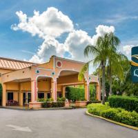 Quality Inn Near Lido Key Beach, hotel in Sarasota