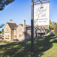 The Royal Oak. Public House, hotel in Stamford
